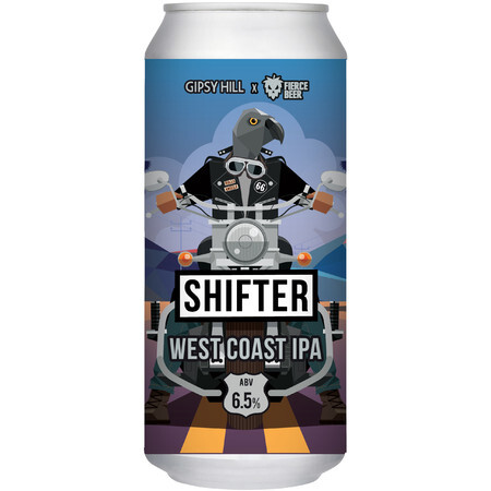 Gipsy Hill Brewing Co Shifter – Buy Beer online on EeBriaTrade.com