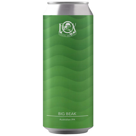 Box Social Brewing Big Beak (BBE 21/02/2020) – Buy Beer online on EeBriaTrade.com