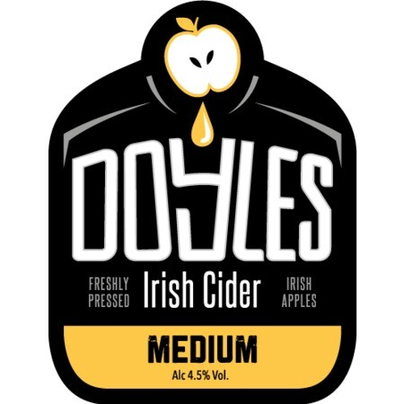 Armagh Cider Company DOYLES MEDIUM – Buy Cider online on EeBriaTrade.com
