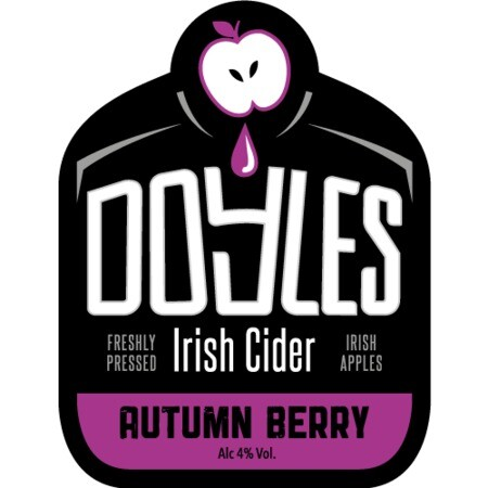 Armagh Cider Company DOYLES AUTUMN BERRY – Buy Cider online on EeBriaTrade.com