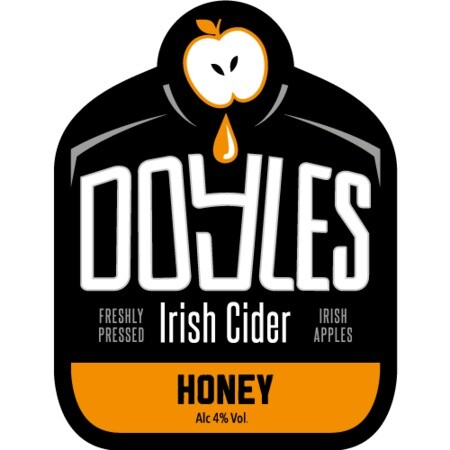 Armagh Cider Company DOYLES HONEY – Buy Cider online on EeBriaTrade.com