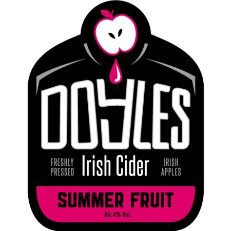 Armagh Cider Company DOYLES SUMMER FRUIT – Buy Cider online on EeBriaTrade.com