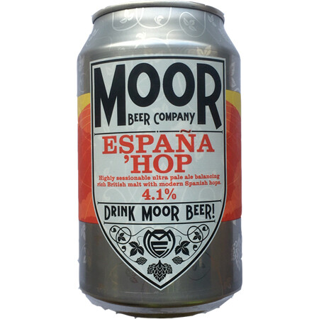 Moor Beer Company Espana'Hop – Buy Beer online on EeBriaTrade.com