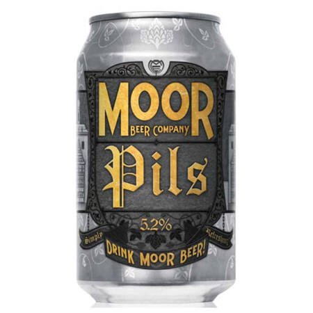 Moor Beer Company Moor Pils – Buy Beer online on EeBriaTrade.com