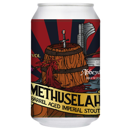 Abbeydale Brewery Methuselah - BA Imperial Stout – Buy Beer online on EeBriaTrade.com