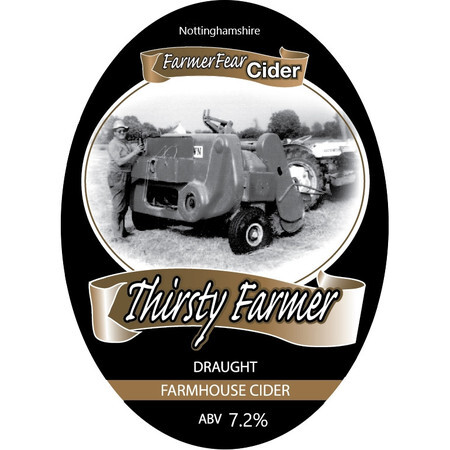 Farmer Fear Cider Medium Cloudy – Buy Cider online on EeBriaTrade.com