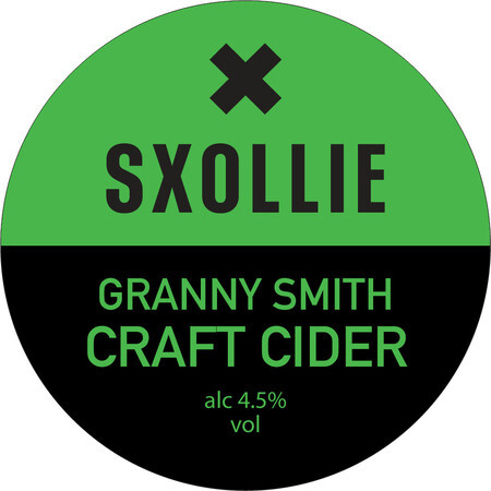 SXOLLIE Cider Granny Smith Cider (30l) – Buy Cider online on EeBriaTrade.com