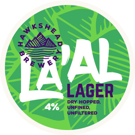 Hawkshead Brewery La'al Lager – Buy Beer online on EeBriaTrade.com