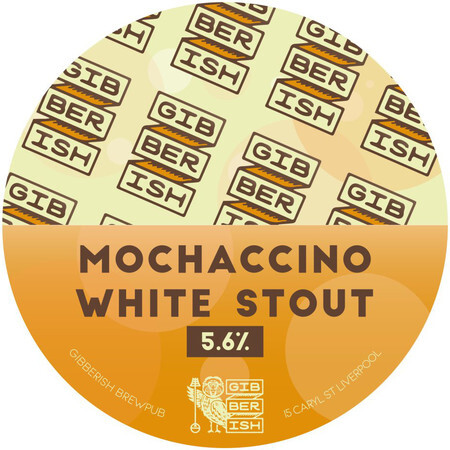 Gibberish Brewing Mochaccino White Stout – Buy Beer online on EeBriaTrade.com