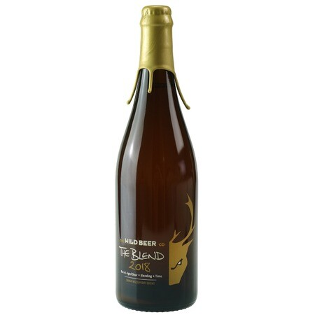 Wild Beer Co The Blend 2018 – Buy Beer online on EeBriaTrade.com