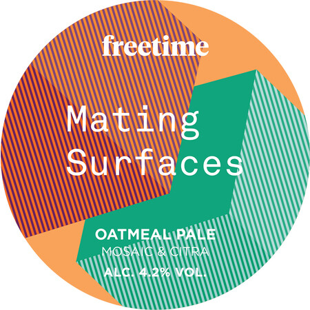 Freetime Mating Surfaces – Buy Beer online on EeBriaTrade.com