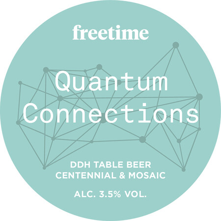 Freetime Quantum Connections – Buy Beer online on EeBriaTrade.com