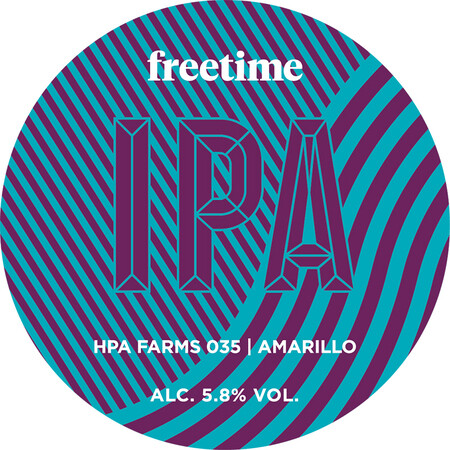 Freetime IPA - HPA Farms 035 | Amarillo – Buy Beer online on EeBriaTrade.com