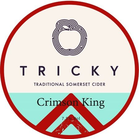 Tricky Cider Crimson King – Buy Cider online on EeBriaTrade.com