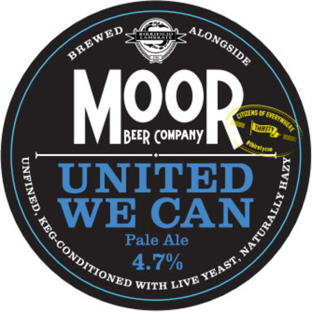 Moor Beer Company United We Can (Pre--Order) – Buy Beer online on EeBriaTrade.com
