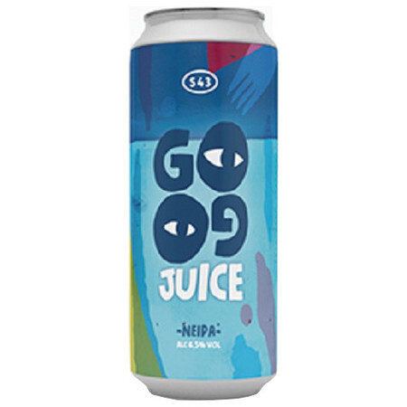 S43 Brewery GoGo Juice (NEIPA) – Buy Beer online on EeBriaTrade.com