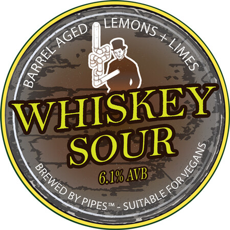 Pipes Brewery Whiskey Sour – Buy Beer online on EeBriaTrade.com