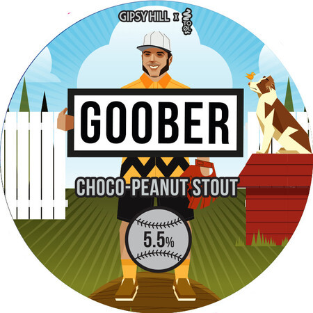 Gipsy Hill Brewing Co Goober – Buy Beer online on EeBriaTrade.com