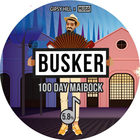 Gipsy Hill Brewing Co Busker – Buy Beer online on EeBriaTrade.com