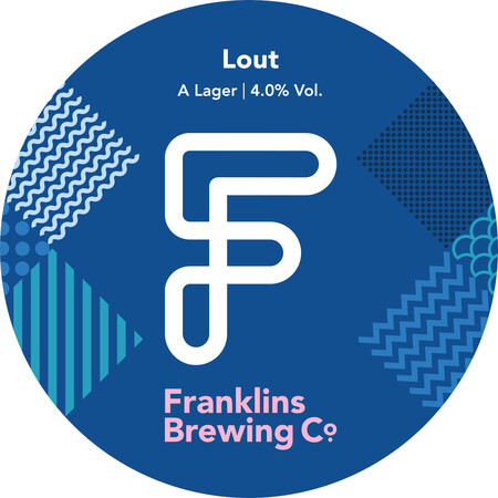 Franklins Brewing Co Lout - A Lager  – Buy Beer online on EeBriaTrade.com