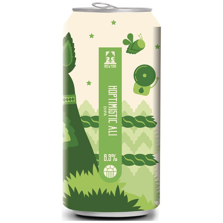 Brew York Hoptimistic Ali (Cans) – Buy Beer online on EeBriaTrade.com