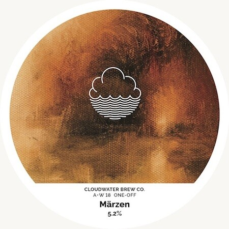 Cloudwater Brew Co Märzen (G. 598) (30L) – Buy Beer online on EeBriaTrade.com