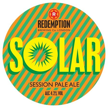 Redemption Brewing Co Solar Session Pale Ale – Buy Beer online on EeBriaTrade.com