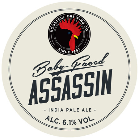 Rooster's Brewing Co. Baby-Faced Assassin – Buy Beer online on EeBriaTrade.com