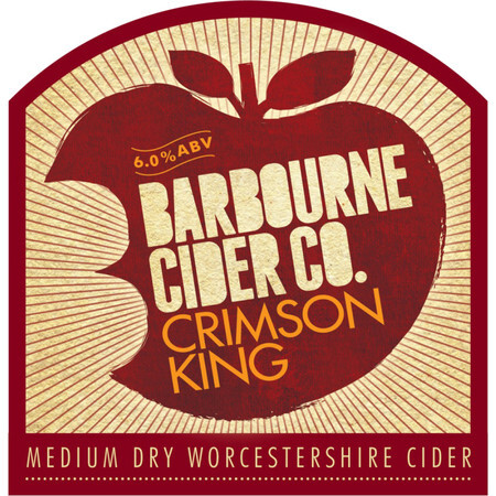 Barbourne Cider Co Crimson King – Buy Cider online on EeBriaTrade.com
