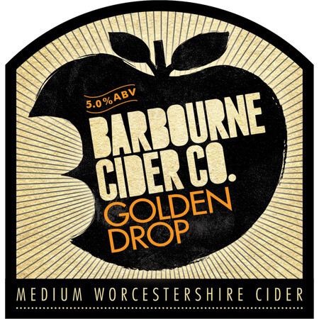 Barbourne Cider Co Golden Drop – Buy Cider online on EeBriaTrade.com