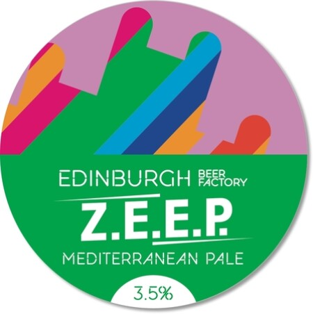 Edinburgh Beer Factory ZEEP – Buy Beer online on EeBriaTrade.com