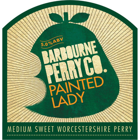 Barbourne Cider Co Painted Lady Perry – Buy Cider online on EeBriaTrade.com