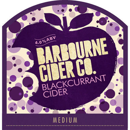 Barbourne Cider Co Blackcurrant Cider – Buy Cider online on EeBriaTrade.com