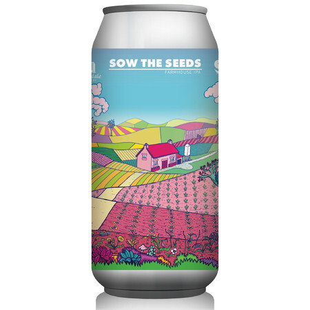 Abbeydale Brewery Sow The Seeds - Farmhouse IPA  – Buy Beer online on EeBriaTrade.com