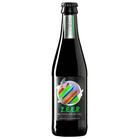 Edinburgh Beer Factory ZEEP (Bottles) – Buy Beer online on EeBriaTrade.com