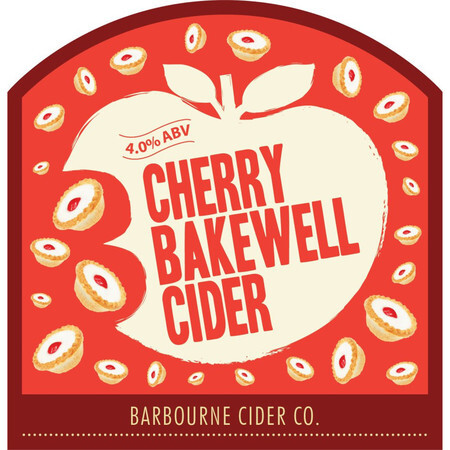 Barbourne Cider Co Cherry Bakewell Cider – Buy Cider online on EeBriaTrade.com