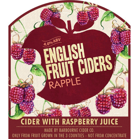 Barbourne Cider Co Rapple – Buy Cider online on EeBriaTrade.com