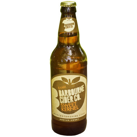 Barbourne Cider Co Sweet Kernel – Buy Cider online on EeBriaTrade.com