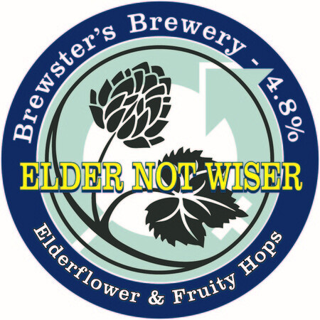 Brewsters Brewing Co IWCBD - Elder Not Wiser – Buy Beer online on EeBriaTrade.com