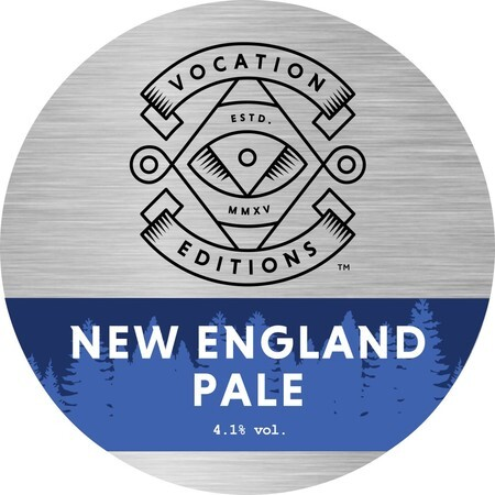 Vocation Brewery New England Pale 4.1% – Buy Beer online on EeBriaTrade.com