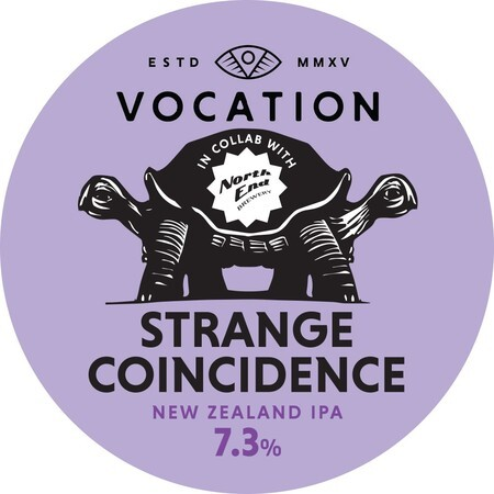 Vocation Brewery Strange Coincidence  – Buy Beer online on EeBriaTrade.com