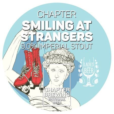 Chapter Brewing Co IWCBD - Smiling at Strangers – Buy Beer online on EeBriaTrade.com