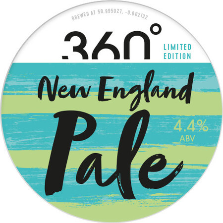 360 Degree Brewing New England Pale – Buy Beer online on EeBriaTrade.com