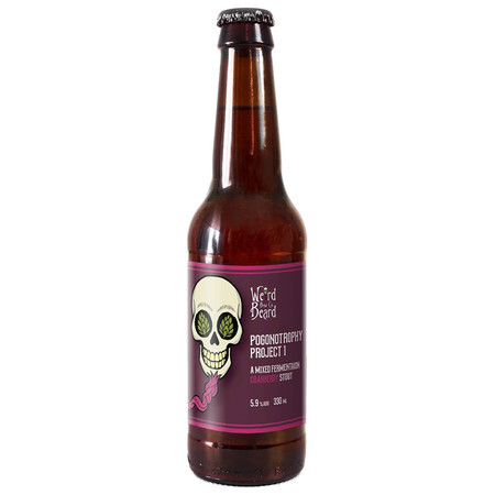 Weird Beard Brew Co Pogonotrophy Project 1 – Buy Beer online on EeBriaTrade.com