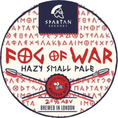 Spartan Brewery Fog of War – Buy Beer online on EeBriaTrade.com