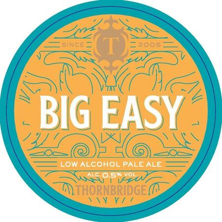 Thornbridge Brewery Big Easy (KeyKeg) – Buy Beer online on EeBriaTrade.com
