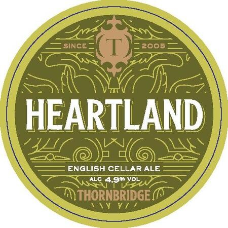 Thornbridge Brewery Heartland – Buy Beer online on EeBriaTrade.com