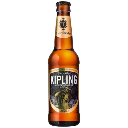 Thornbridge Brewery Kipling – Buy Beer online on EeBriaTrade.com