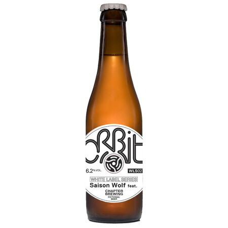 Orbit Beers London WLS027 Saison Wolf – Buy Beer online on EeBriaTrade.com