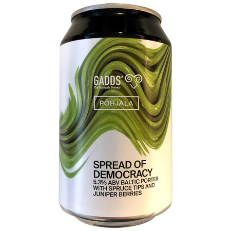 Ramsgate Brewery (Gadds) Spread of Democracy  – Buy Beer online on EeBriaTrade.com